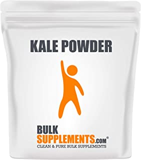 Sponsored Ad - BulkSupplements.com Kale Powder (100 Grams)
