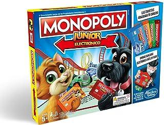Monopoly- Junior Electronico (Versión Española) (Hasbro