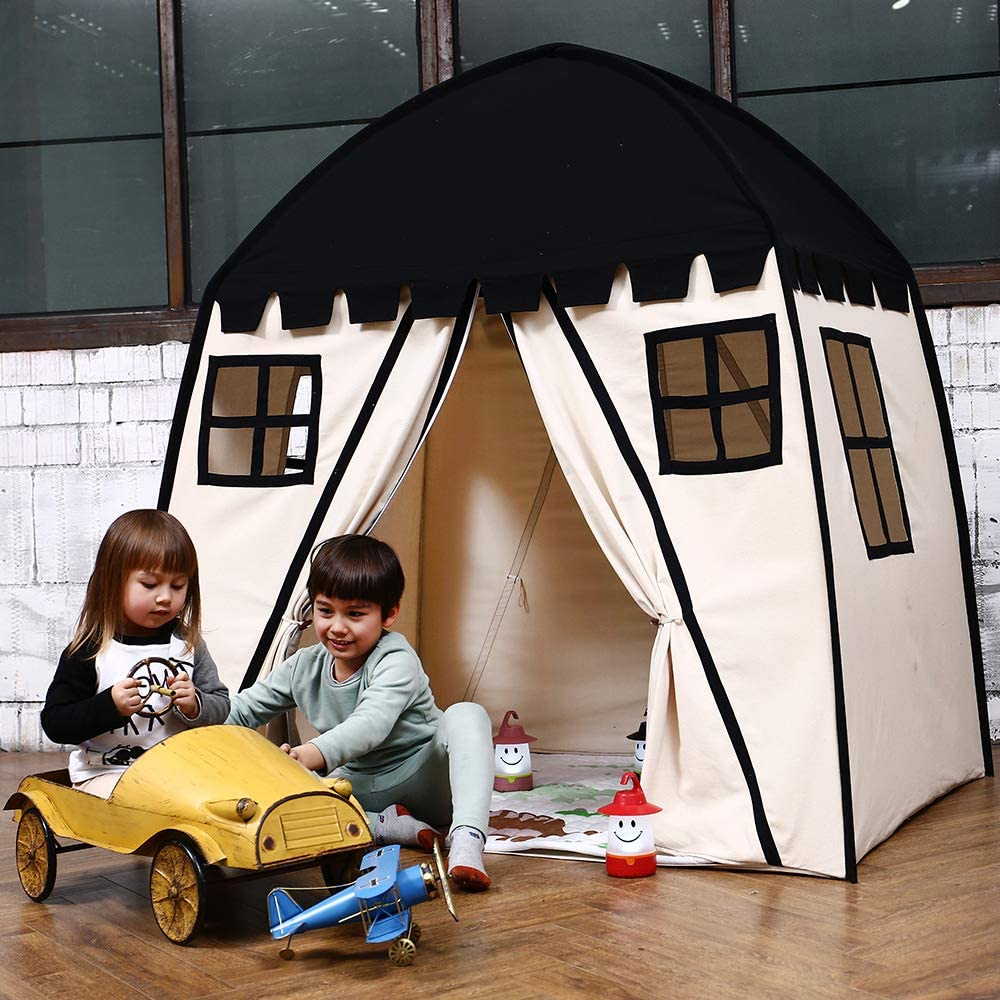 Latest item LOVE TREE Large Kids Teepee List price Play Tent Portable for Children