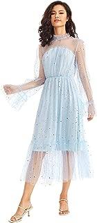 Best sheer overlay dresses Reviews