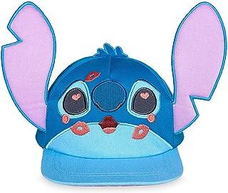 Disney Stitch and Angel Hat for Girls Blue