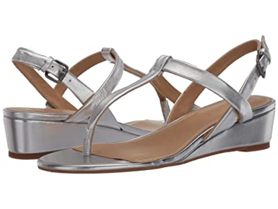 Splendid Avalon (Silver Metallic Leather) Women
