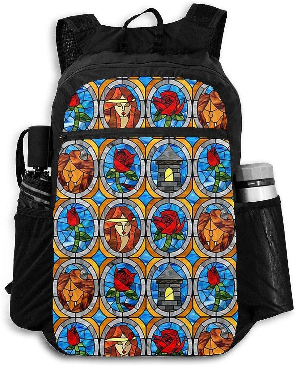 Lightweight Foldable Backpack Travel Daypack Waterproof Laptop Packbag Camping Hiking Bag