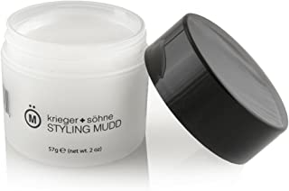 Premium Styling Mudd For Men - K+S Salon Quality Hair Care Products for Dry Scalp - Forming Cream Infused with Moisturizer...