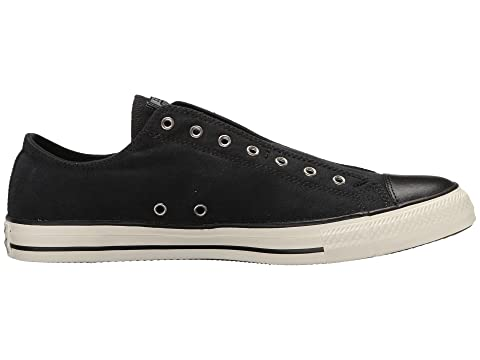 CTAS Egret Black Converse Black Slip qUwYdxFOF