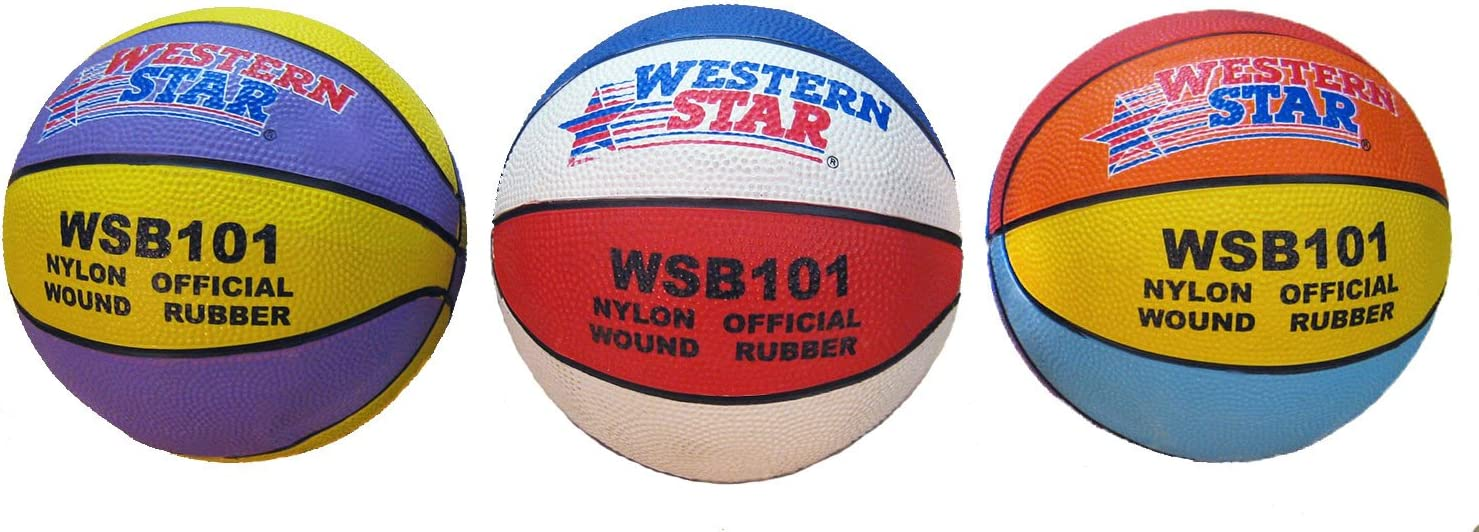 Western Star BASKETBALLS Buy Free Today's only Max 54% OFF 3 1 GET