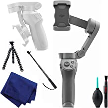 The DJI Osmo Mobile 3 Gimbal Stabilizer & Cleaning Kit - Selfie Stick - GORILLAPOD Original