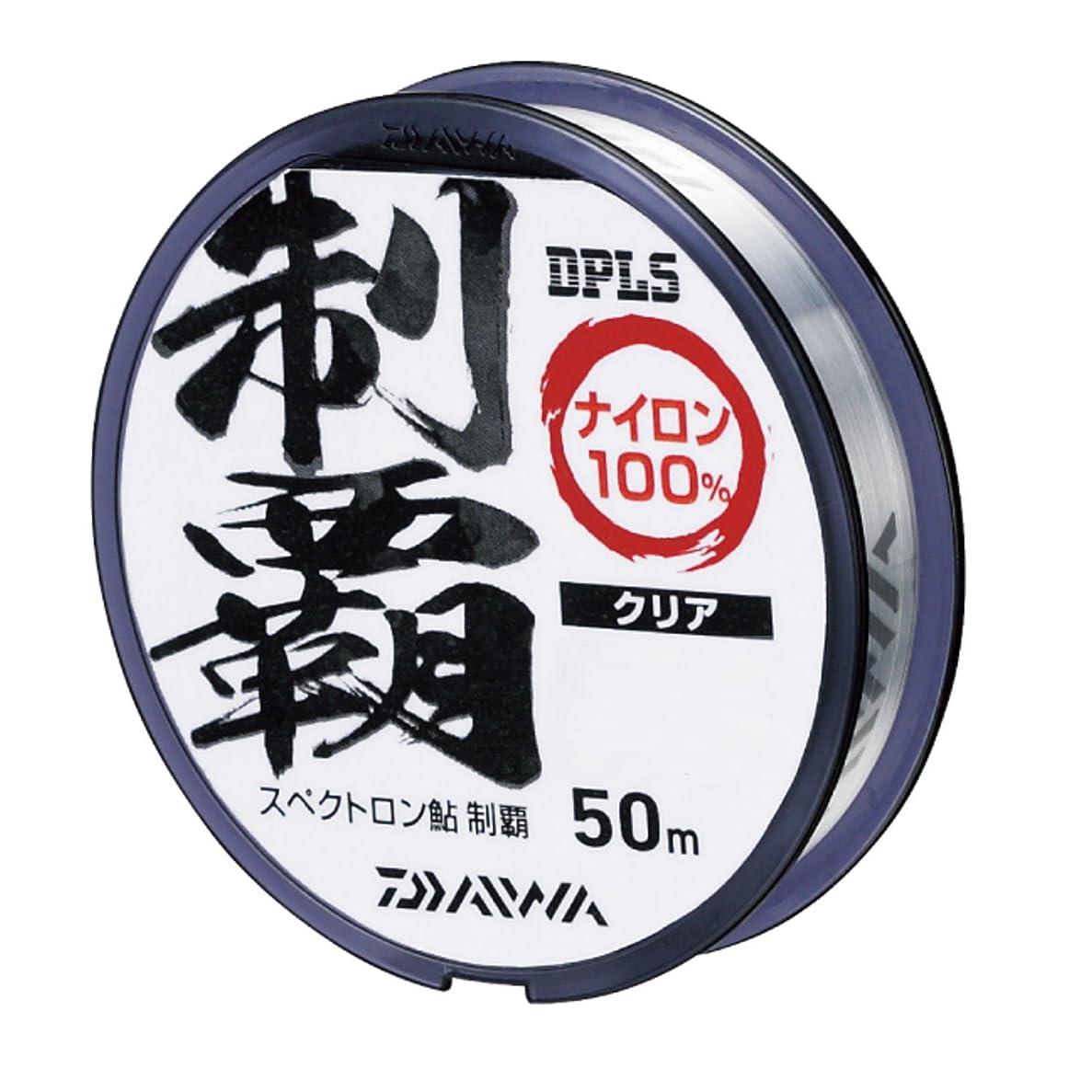 グローバルリー滝ダイワ(Daiwa) ナイロンライン スペクトロン鮎 制覇 50m 0.4号 クリアー