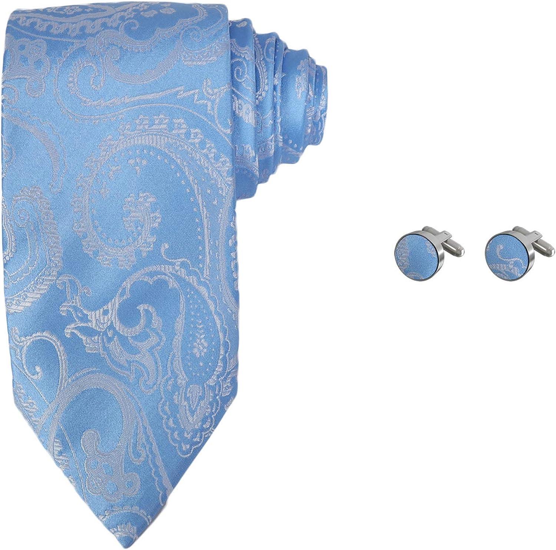 YG Men's Ranking TOP12 wholesale Fashion Multi-Colored Patterns Necktie Formal Wear Sil