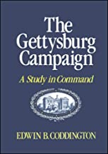 Best the gettysburg campaign a study in command Reviews