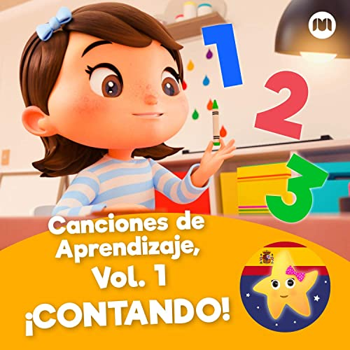La Canción De Los Numeros 10 A 100 By Little Baby Bum Rima Niños Amigos On Amazon Music