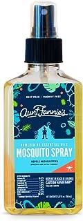 Aunt Fannie's DEET Free Mosquito Repellant Spray -5.07oz
