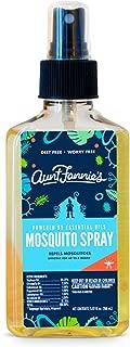 Aunt Fannie's DEET Free Mosquito Spray