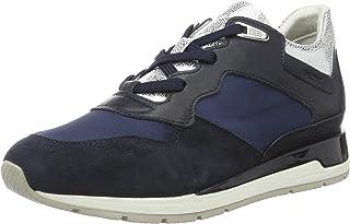 Geox D Shahira B, Women's Low-Top Sneakers
