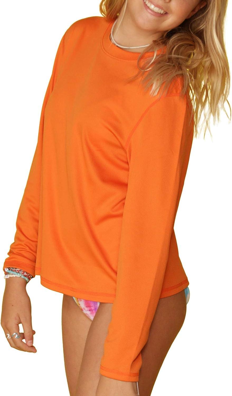 Sale item INGEAR Girls Outdoor Sports Shirt half Sun UPF Lon Shirts
