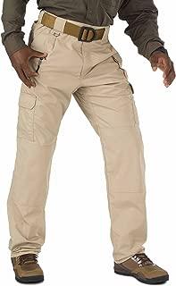 5.11 Men's TACLITE Pro Tactical Pants, Style 74273, TDU Khaki, 32Wx30L