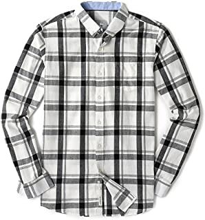 Best button up checkered shirt Reviews