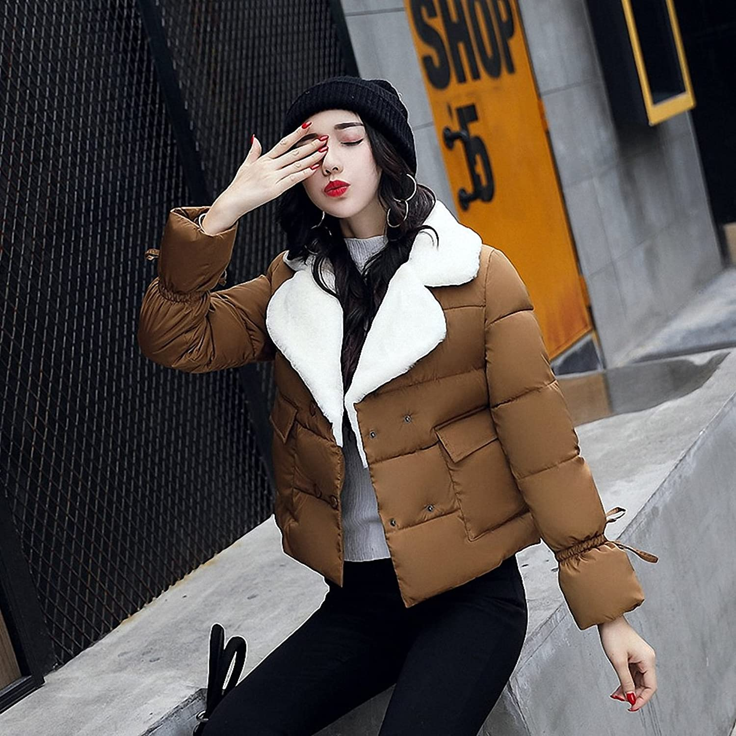 Womens Parka Jacket Down Parkas Female Winter Jacket Hooded Coat Plus Size Clothing Casacos Femininos