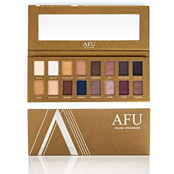 AFU Eyeshadow Palette makeup pallet eye shadow Eye shadow palettes makeup palette naked eyeshadow palette Eye makeup 16 colors1611