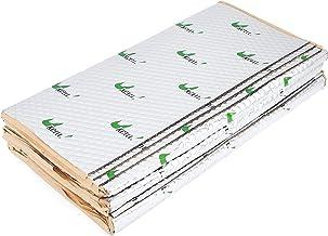 $41 » Sponsored Ad - uxcell 10pcs 80mil 25sqft Car Sound Deadener Heat Insulation Mat Pad Damping Self Adhesive Deadening Materi...