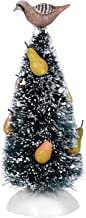 Multicolor 1.97 Inch Department 56 Village Collection Accessories One Partridge in a Pear Tree Figurine
