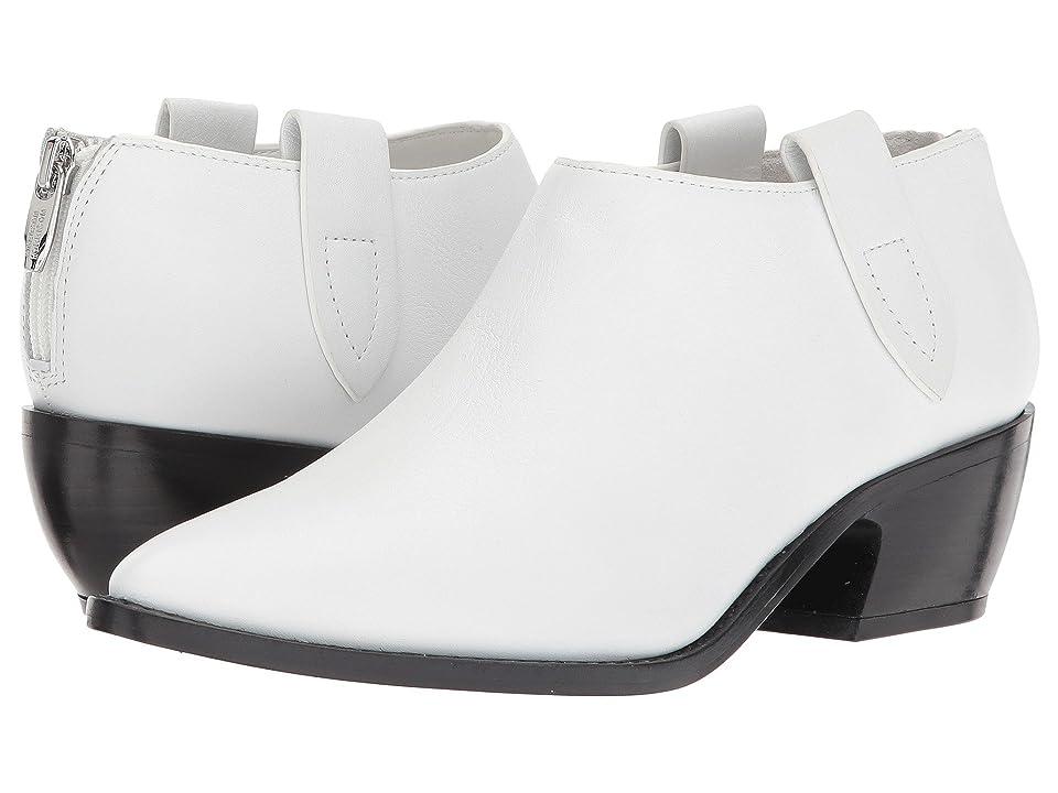 Sigerson Morrison Dorie (White Leather) Women