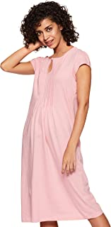 Amazon Brand - Eden & Ivy Women's Regular Fit Nightdress
