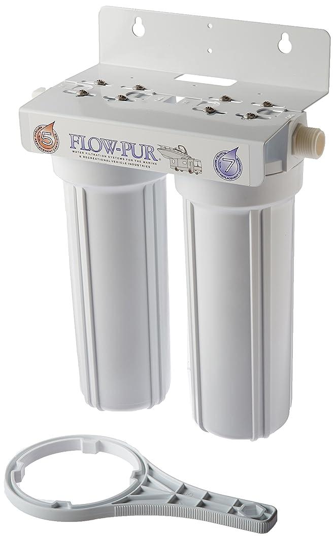 Watts POE12DSA1KDF Dual Exterior Water Filter Kit