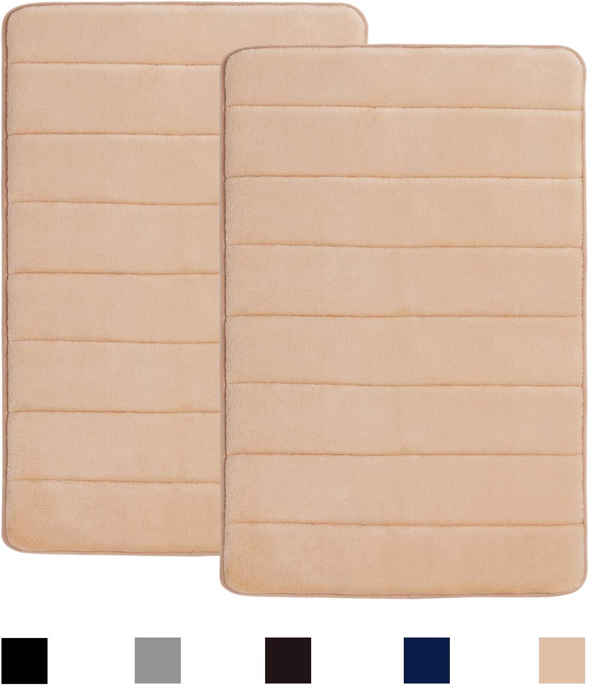Memory Foam Bath Mat Latest item New popularity Rug Soft Anti-Fatigue KIMODE Absorbent