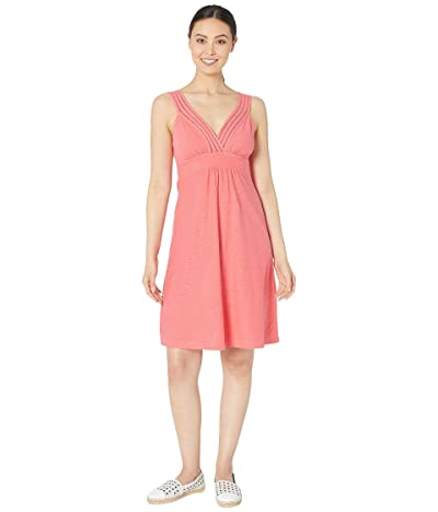 Tommy Bahama Arden Sleeveless Short Sundress (Paradise Pink) Women