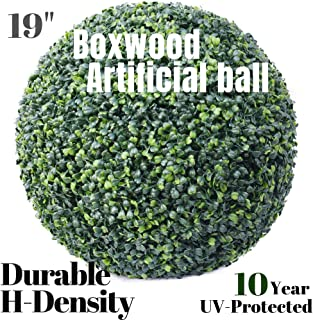 Best large artificial topiary balls Reviews