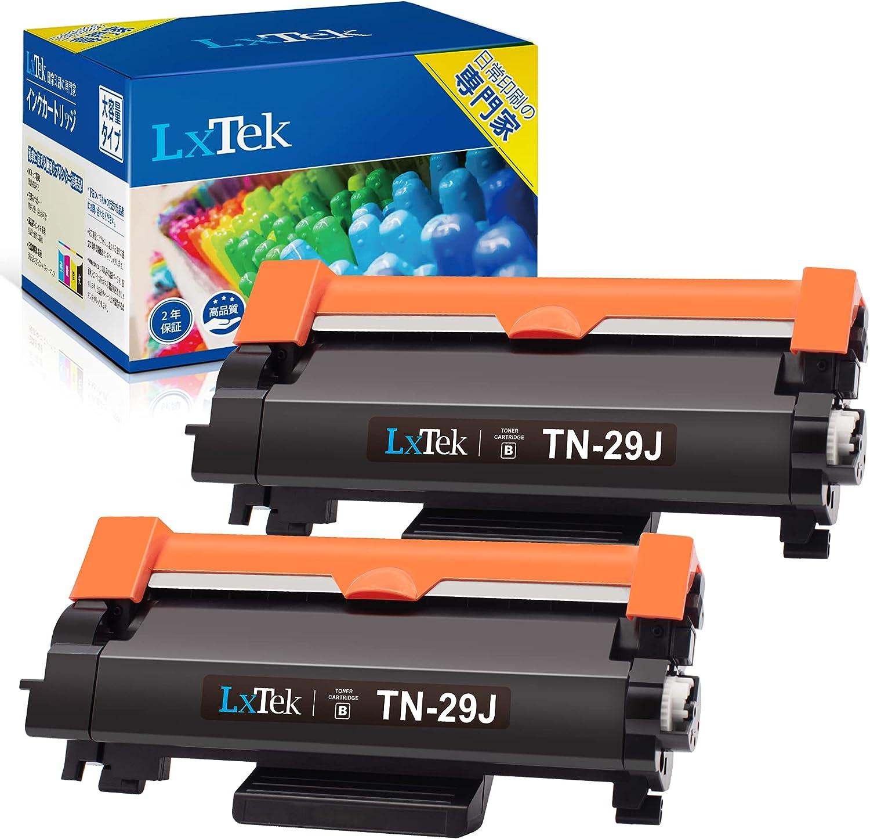 TN-29J 互換トナーカートリッジ Brother用 2本 ブラックの書影