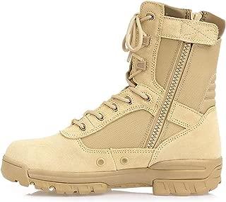 rubber combat boots