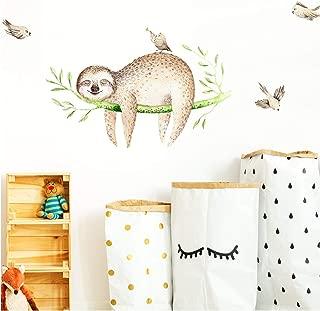 Little Deco Tatouage Mural t/ête de Cheval I LxH 30 x 36 cm I Chambre d Enfant b/éb/é Stickers muraux Posters DL142
