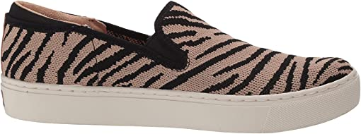 Taupe/Black Zebra