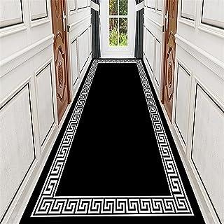 TONGQU Tapis De Coureur pour Couloir, Vintage Antidérapant Lavable Long Tapis D'allée pour Hall/Porte d'escalier/escaliers...
