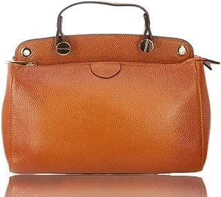 Genuine leather handbag purse bag tote satchel shoulder bag designer handbags Genuine leather purses for women girls as gift