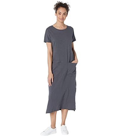PACT Organic Cotton Pocket Maxi Dress