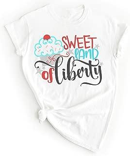 Sweet Land Of Liberty (Cupcake) Shirt