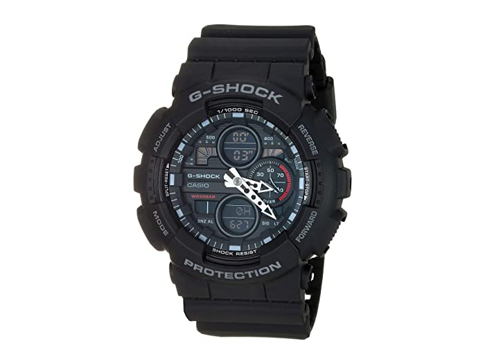 G-Shock  GA140-1A1 (Black) Watches