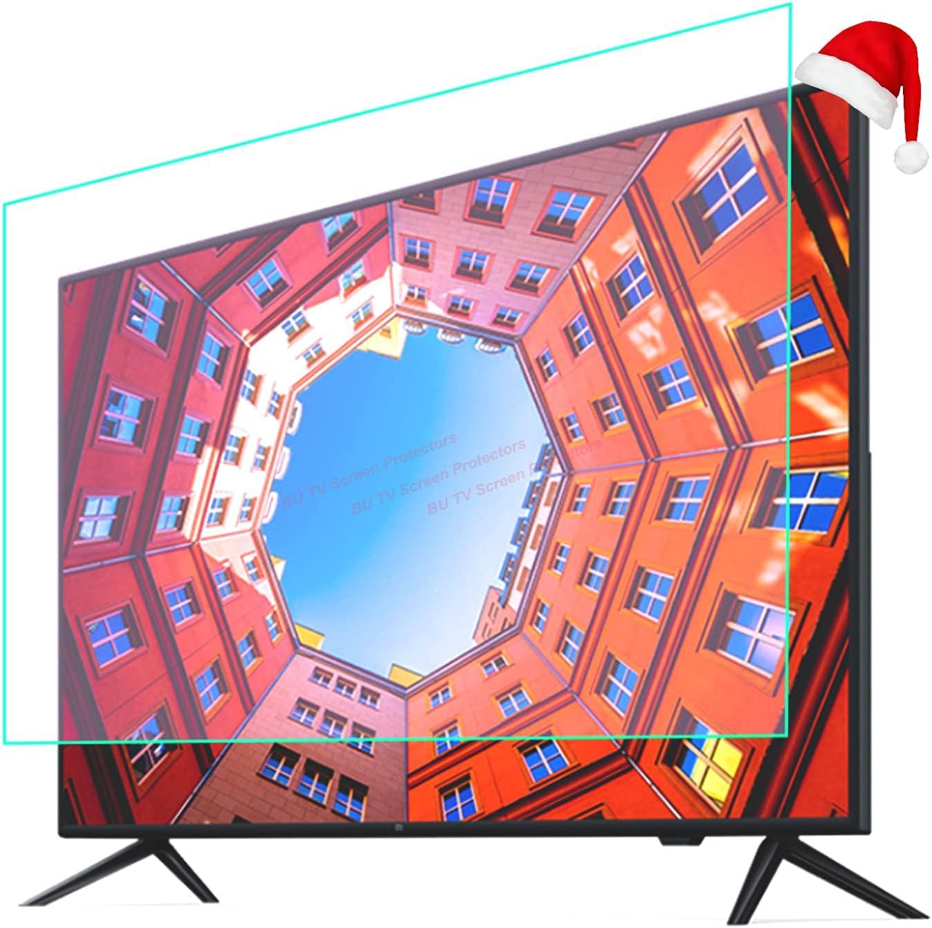 Omaha Mall 43-75 Inch TV Screen Protector Blue S Anti-Glare Light Anti Super sale period limited