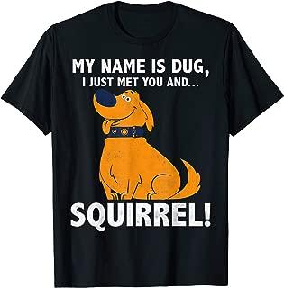 Dug Squirrel T-shirt