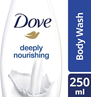 Dove Body Wash Deeply Nourishing, 250ml