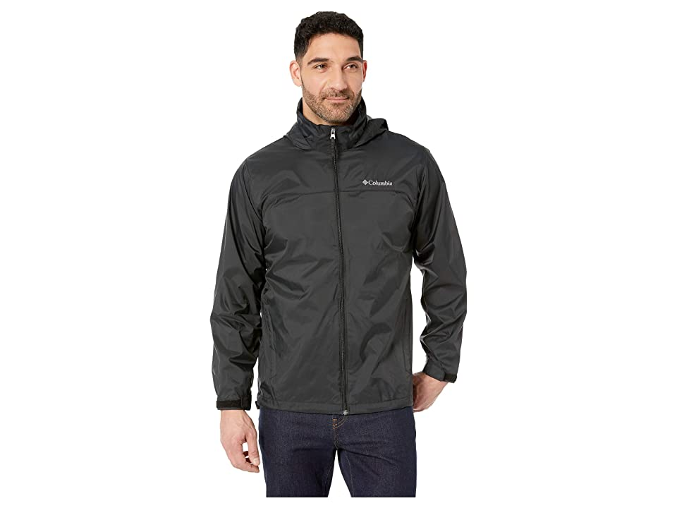 Columbia Glennaker Laketm Rain Jacket (Black) Men