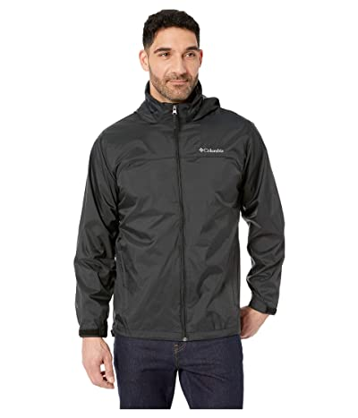 Columbia Glennaker Laketm Rain Jacket (Black) Men