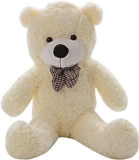 Teddybär Weiß 190 cm BIG XXL Riesen Geschenkidee Kuscheltier Plüschtier