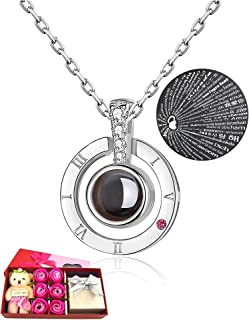 Best love necklace for girlfriend Reviews
