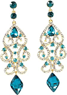 Best teal and gold earrings Reviews