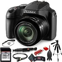 Panasonic Lumix DC-FZ80 Digital Camera + Advanced Accessory Kit