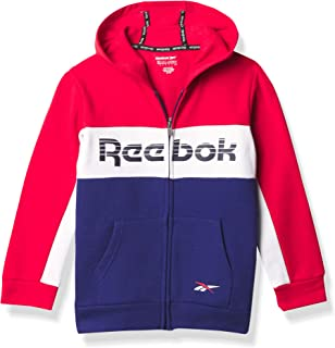Reebok Lit Intl Zip Up Hoodie Children, Boys, Hooded Sweatshirt